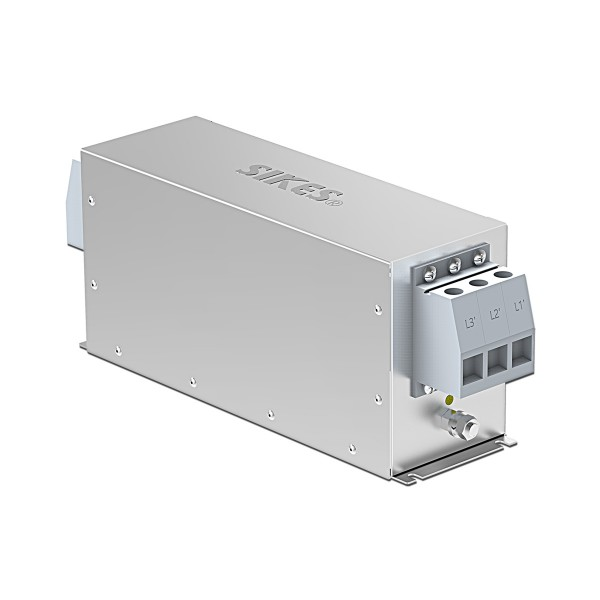 EMC/EMI Filter 3 phase Input, Rated current 150A [Vertical]