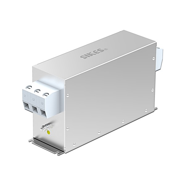 EMC/EMI Filter 3 phase Input, Rated current 75A [Vertical]