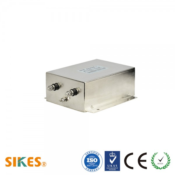 Single Phase EMC Filter 60A