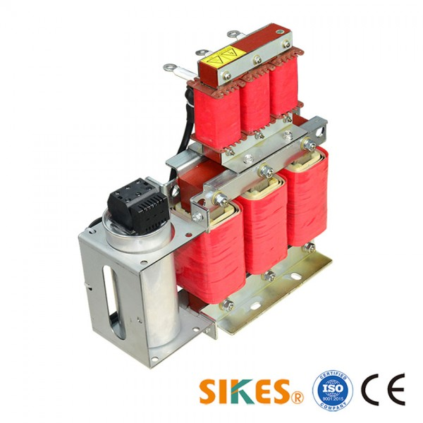 LCL Filter for grid type converters and Four - quadrant inverter  22KW