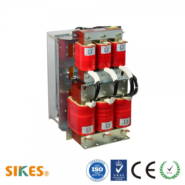 LCL Filter for grid type converters and Four - quadrant inverter  90KW