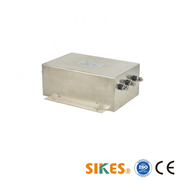 EMC/EMI Filter 3-phase Input, Rated current 50A