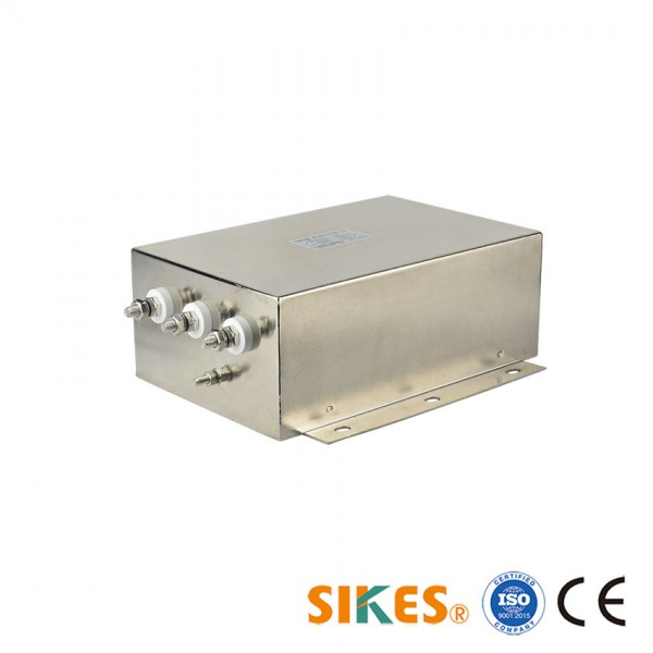 EMC/EMI Filter 3-phase Input, Rated current 80A